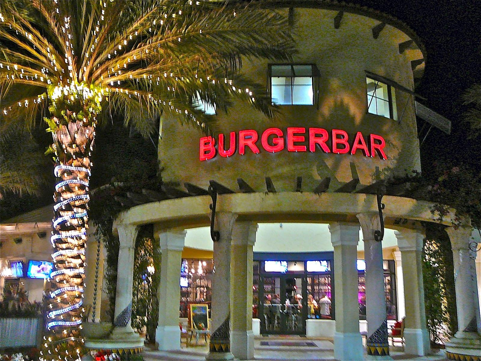 Bill Cianci\'s (Mostly) Burger Reviews: The Burger Bar, Palm Beach ...