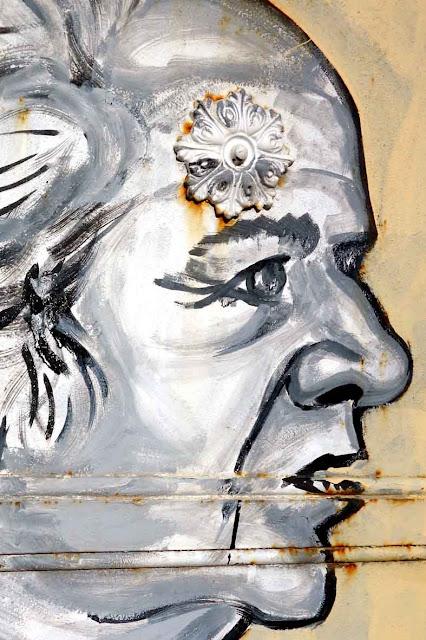 Art Urbain - Nouvelle ville de Jerusalem