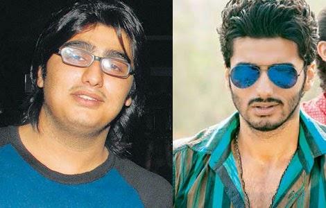 Fun-Info World: Arjun Kapoor Transformation Fat To Hot