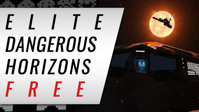 ELITE DANGEROUS HORIZONS IS NOW FREE