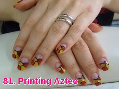 Printing Aztec