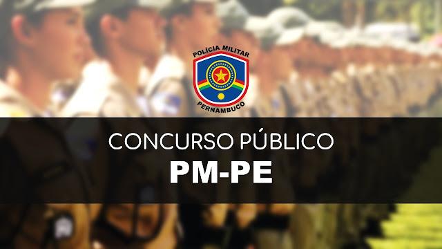 CONCURSO PÚBLICO PM-PE