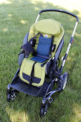 Stroller with a Cool Kids Toddler Stroller Seat