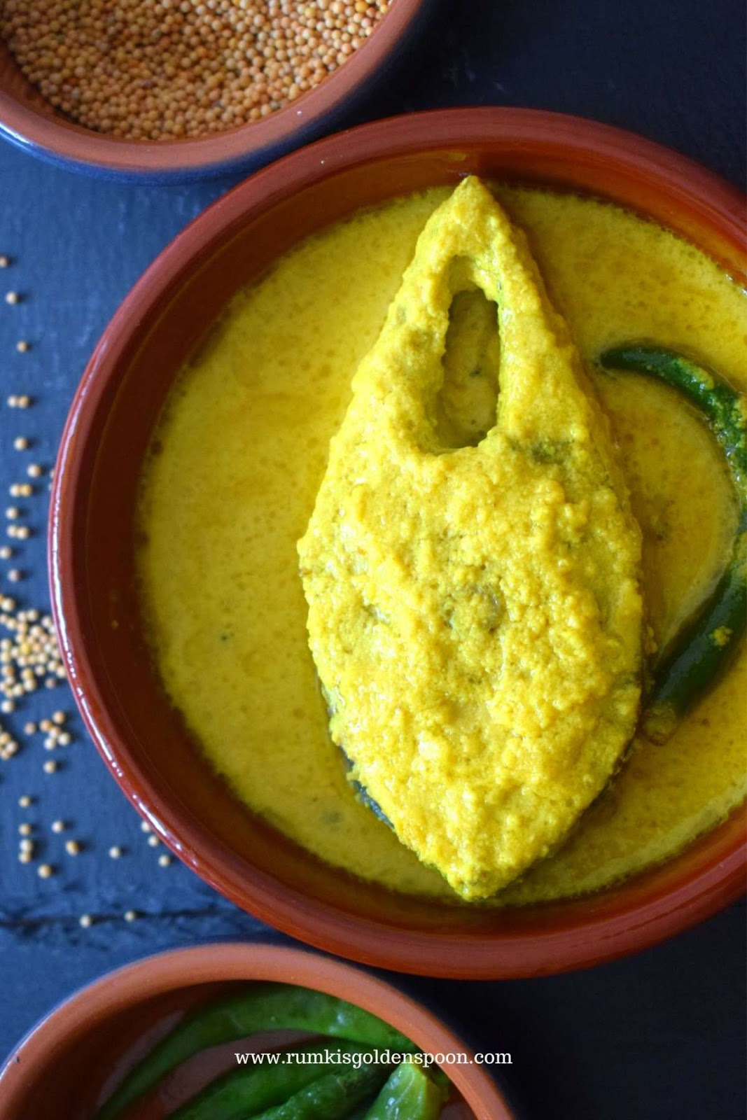 doi ilish, doi ilish recipe, doi ilish step by step, doi ilish bengali recipe, elish mas, recipe for hilsa fish, hilsa recipe, hilsa fish curry, hilsa fish recipe, recipe of hilsa fish, recipe for hilsa fish, how to cook hilsa fish, how to cook Ilish fish, bengali fish recipe, bengali recipe of fish, bengali fish curry recipe, how to make doi ilish, Rumki's Golden Spoon