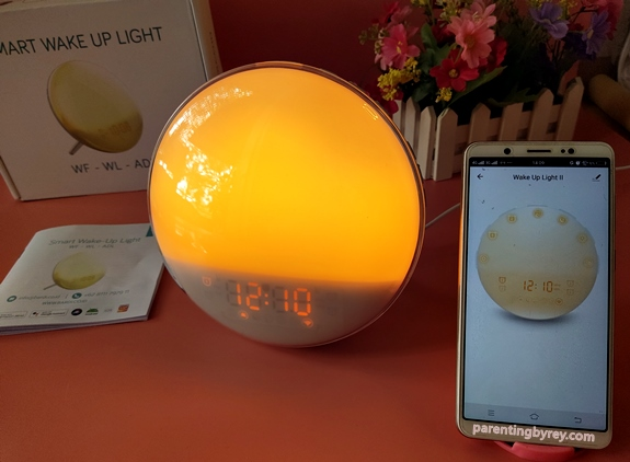 harga Bardi Smart Wake Up Light