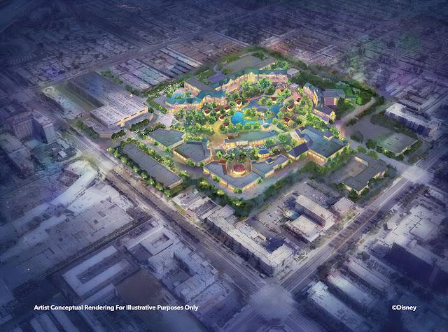 加州迪士尼樂園度假區 發佈DisneylandForward長遠發展計劃大綱