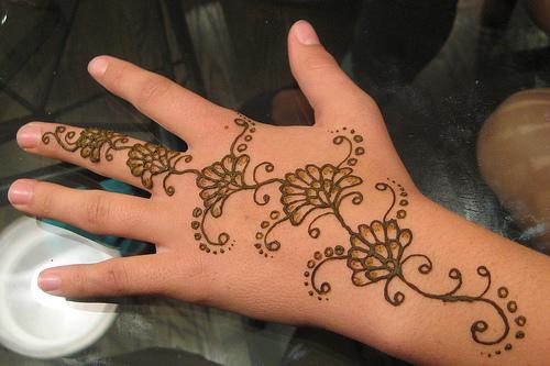 Arabic Mehndi Free: Easy Mehndi Designs For Hands