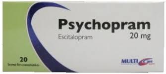 سعر دواء بسيكوبرام Psychopram لعلاج الأكتئاب