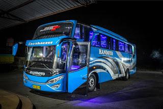Bus Purwokerto Surabaya