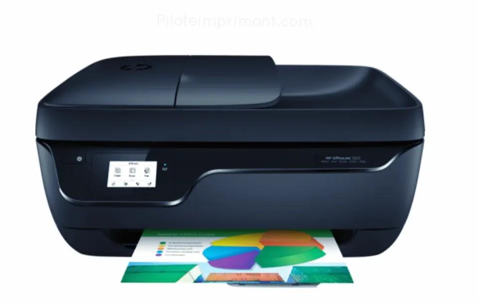 Pilote HP Officejet 3831