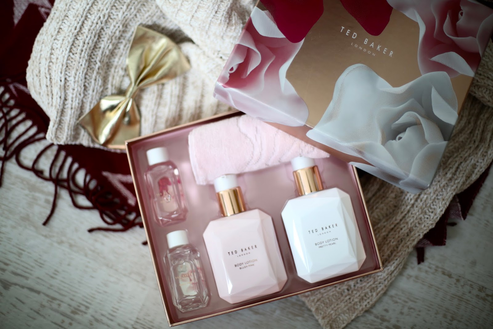 ted baker bath set