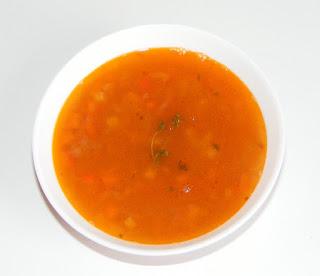 supe, retete de post, mancaruri de post, reteta supa fasole boabe, retete culinare, retete de mancare,