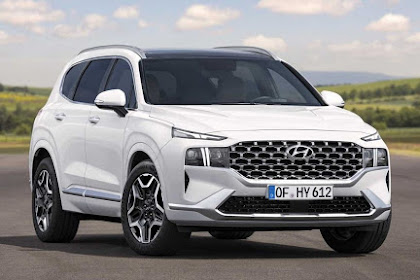 2021 Hyundai Santa Fe Review, Specs, Price