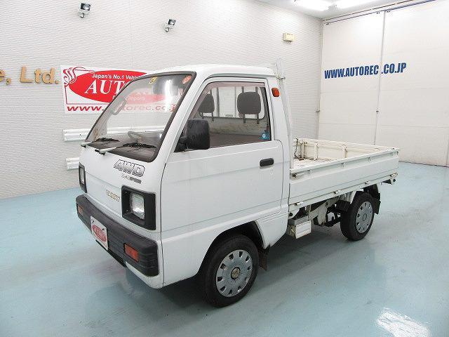 19506A7N8 1988 Suzuki Carry 4WD