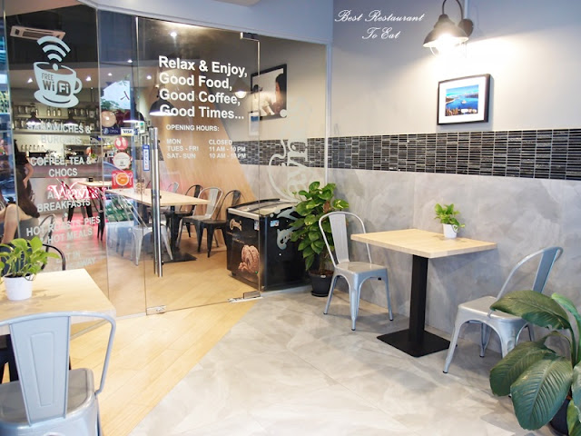 Wayne's Cafe Sri Petaling