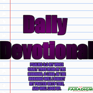 Today's Devotion |MON| [NEGATIVE EFFECTS OF TECHNOLOGY]