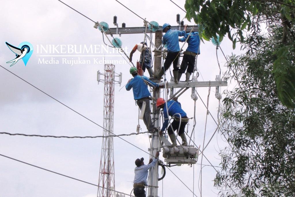 Mulai Hari ini Hingga Kamis Besok, Ada Pemadaman Listrik di Wilayah Gombong