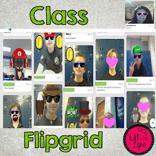 Flipgrid in Action