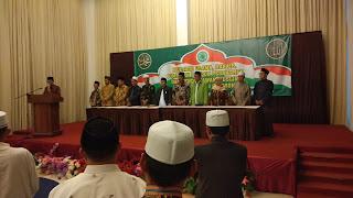 Multaqo Ulama Kab Cirebon, Doakan Kondusif Jelang Pengumuman KPU RI