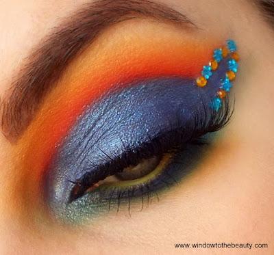 Rzęsy melody Jolie Beauty makijaż