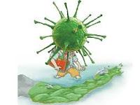 Hindari setres, lawan virus corona dengan bijak