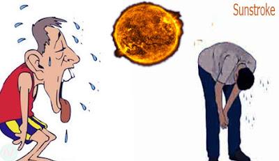 Sunstroke,সর্দিগর্মি