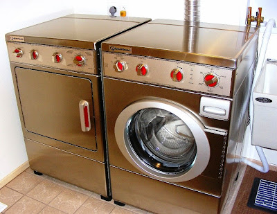 Tom's OSU: Wheelchair accessible Speed Queen Washer Dryer