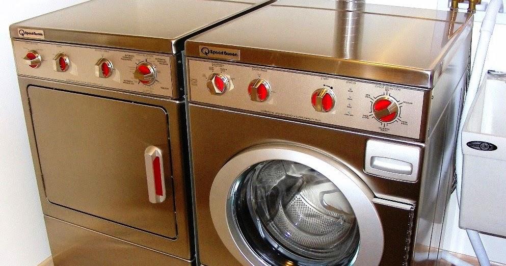 Tom S Osu Wheelchair Accessible Speed Queen Washer Dryer