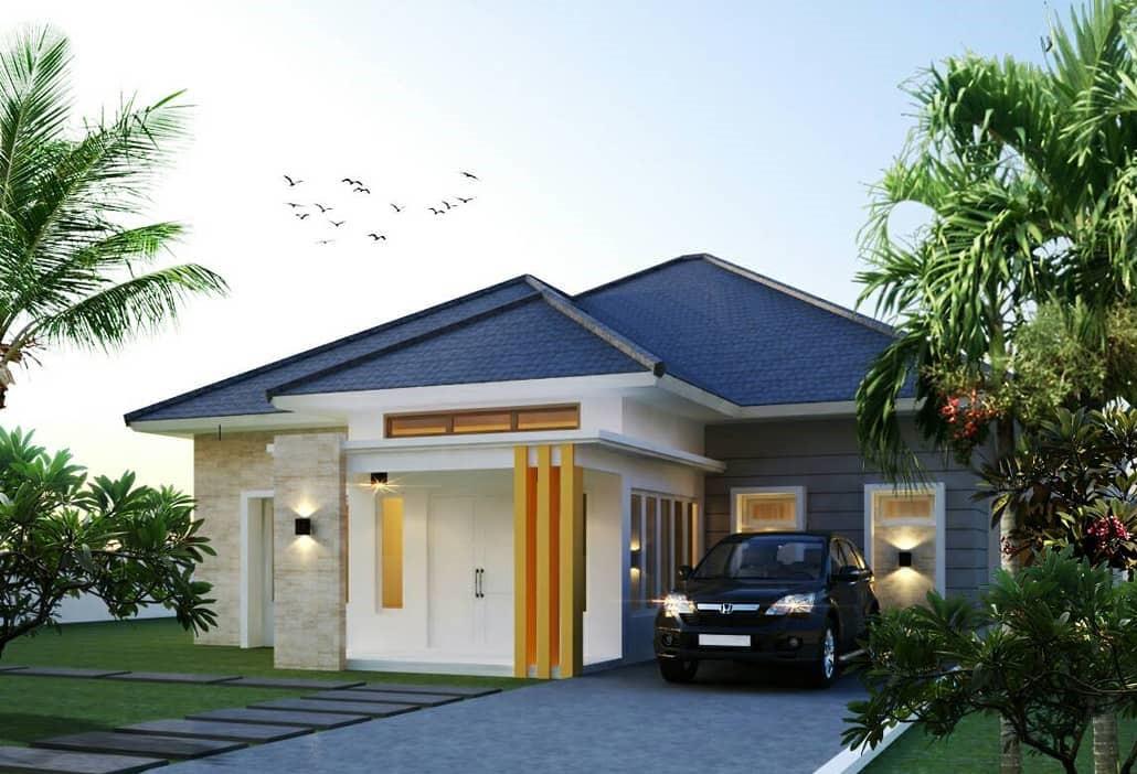 Kumpulan Desain Rumah Mewah 1 Lantai Cocok Untuk Keluarga Besar ~  Homeshabby.com : Design Home Plans, Home Decorating And Interior Design