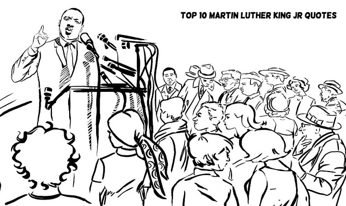 Top 10 Martin Luther king jr Quotes