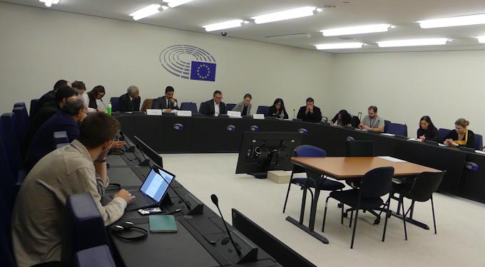 البرلمان الأوروبي: الإعلان رسمياً عن تأسيس المجموعة البرلمانية السلام من أجل الشعب الصحراوي.