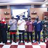 """Kapolres Takalar, Pimpin Rapat Koordinasi Pembentukan Kampung """"TANGGUH NARKOBA"""",  Bersama Forkopimda"""
