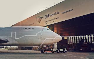 Info Lowongan Kerja Cengkareng Jakarta Barat Terbaru 2017 PT GMF AeroAsia (Garuda Maintenance Facility AeroAsia)