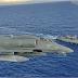 Brasil usa navio de guerra em simulação de ataque para testar defesa antiaérea