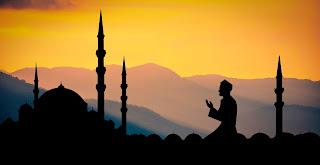 المساجد في رمضان, رفع أذان النوازل فقط, تعليق الجمع والجماعات والتراويح في المساجد