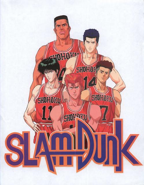 Slam Dunk |101/101+4 Ovas| |Latino| |HD Ligero| |Mega|