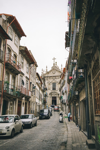 サン・ミゲル通り(R. de São Miguel)