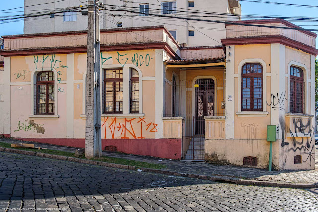 Casa na Rua Almirante Barroso