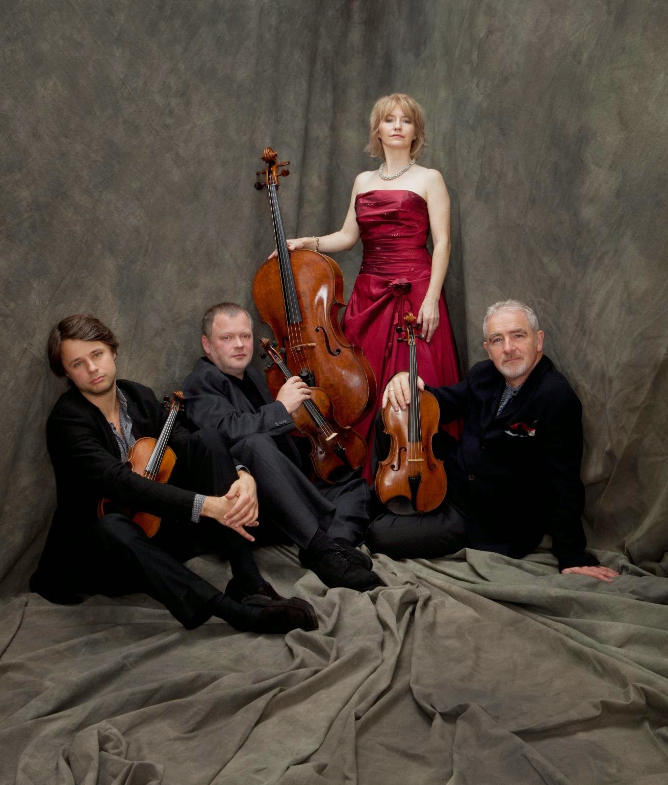 The Brodsky Quartet - photo credit: Eric Richmond