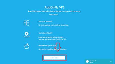 كيفيه الحصول على vps لمدة 30 يوم مجانا