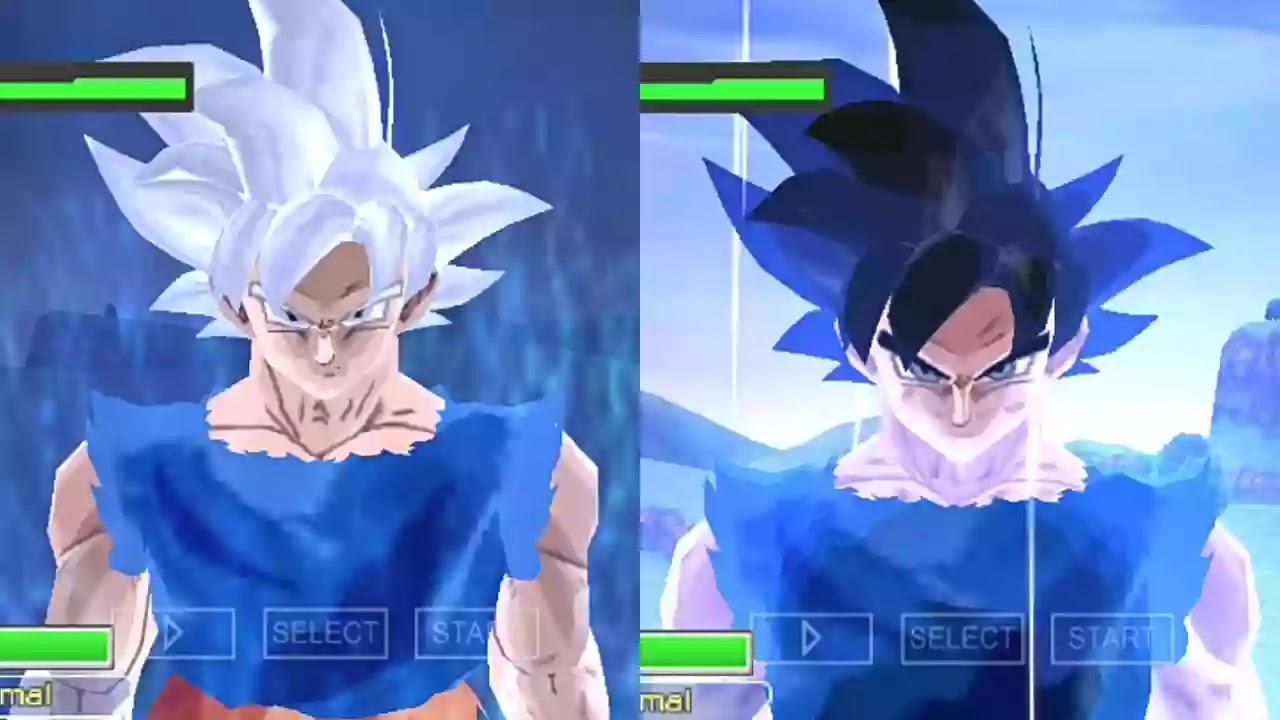 Budokai Tenkaichi 3 Mod Ultra Instinct Goku