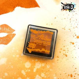 Atelier Marigold Orange Cube