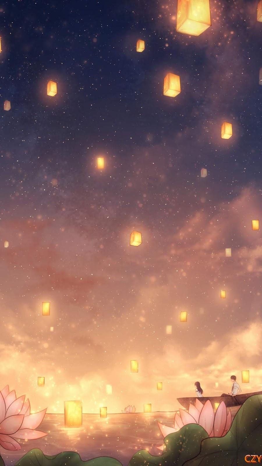 Thắp sáng bầu trời