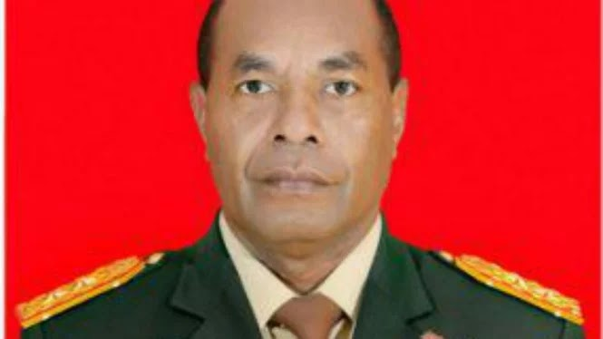 Major General Joppye Onesimus Wayapai