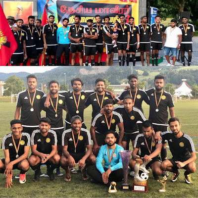 STFA League Winner 2018 -maaveerar cup