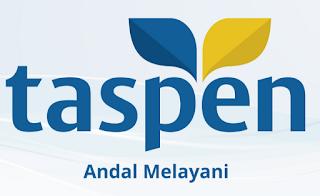 logo gambar PT taspen