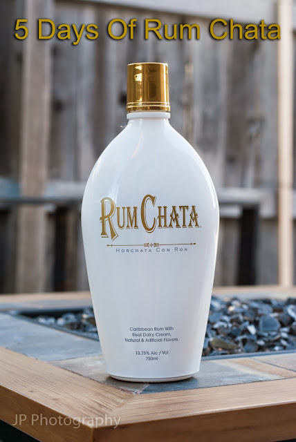 5 days of rum chata