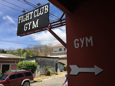 Fight Club Gym San Juan Del Sur, Gym on San Juan Del Sur, Workouts in San Juan Del Sur, Hiking the Jesus Statue San Juan Del Sur, Cristo de la Misericordia, Travel with Beachbody on Demand, Beachbody on Demand Free Trial