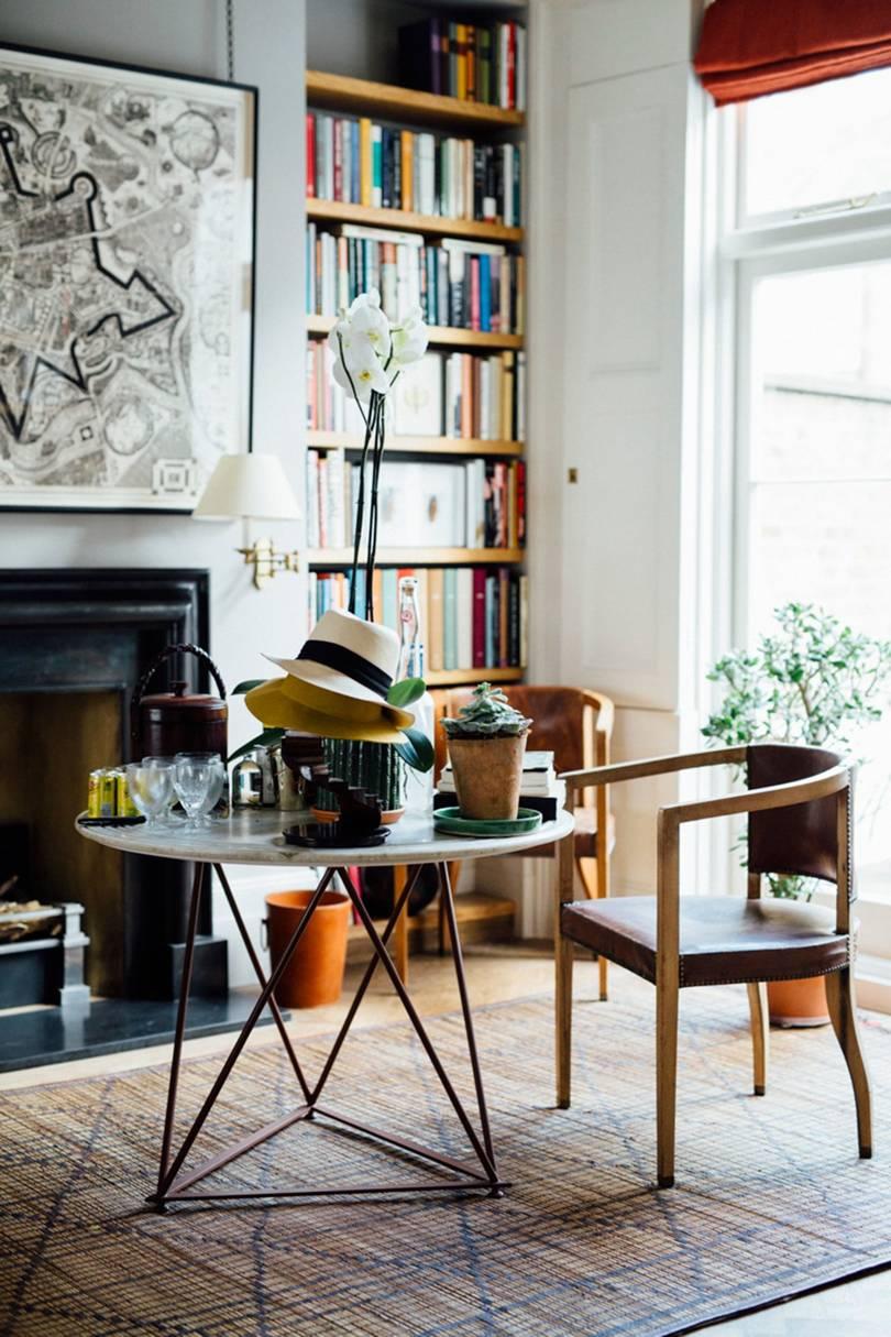 Heimili listakonunnar Sarah Graham í Chelsea. House & Garden UK · Greg Funnell | Lestur & Latte