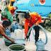 Pabuaran Dilanda Kekeringan, BPBD Subang Distribusikan Air Bersih